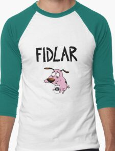 Fidlar, drunk Courage Men's Baseball ¾ T-Shirt