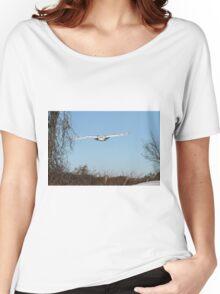 Silent approach Women's Relaxed Fit T-Shirt