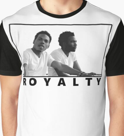 ROYALTY Graphic T-Shirt