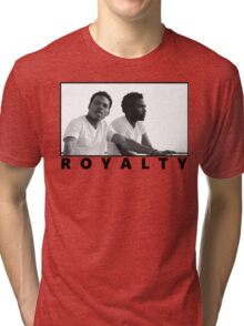 ROYALTY Tri-blend T-Shirt