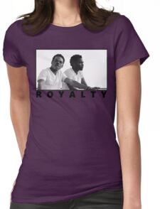 ROYALTY Womens Fitted T-Shirt