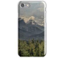 Mountain Rays iPhone Case/Skin