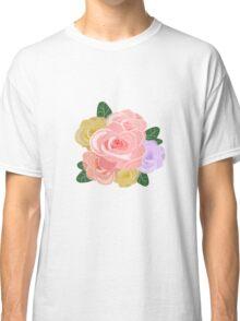 Rose Blossoms Classic T-Shirt