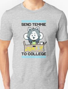 Send Temmie To College! T-Shirt