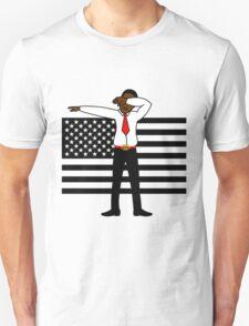 Martin Luther King Jr DAB Clothing (BLACK HISTORY MONTH) T-Shirt