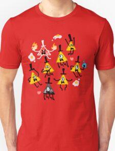 Bill Cipher + Eggs T-Shirt
