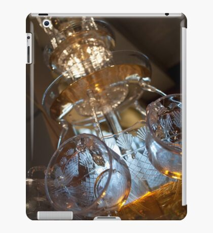 Cocktail Fountain  iPad Case/Skin