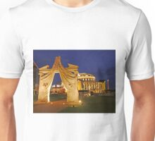Evening at the Hungarian National Theatre Unisex T-Shirt