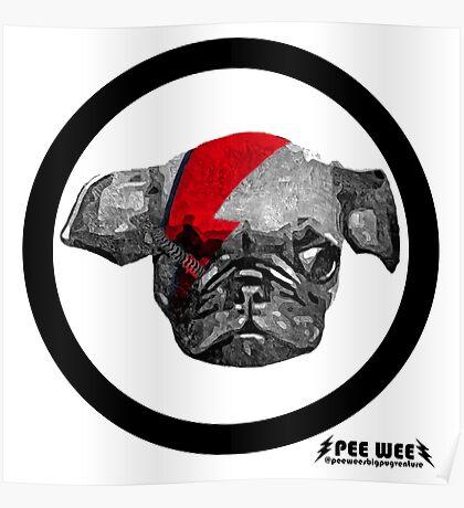 Pee Wee Starpug Poster