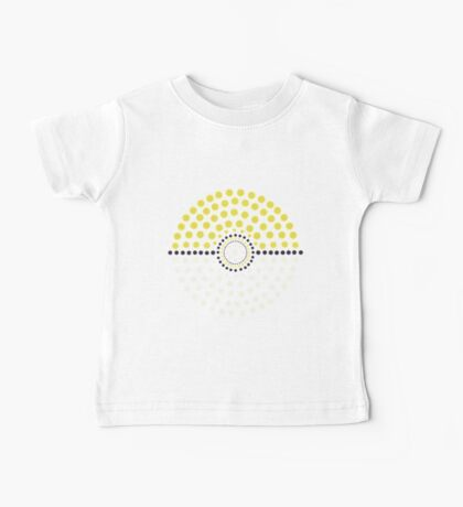 Jolteon Pokeball Baby Tee