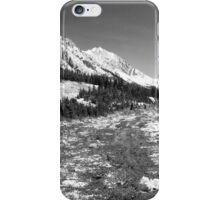 Snowy Way iPhone Case/Skin
