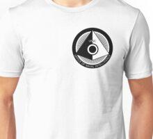 Halo - ONI Insignia (Black) Unisex T-Shirt
