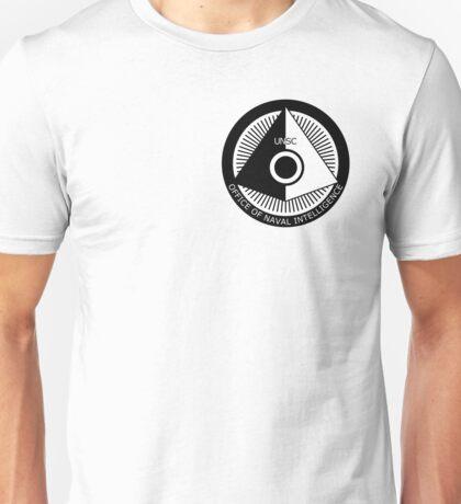 Office of Naval Intelligence (Black) Unisex T-Shirt
