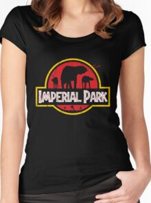 Imperial Park Women's Fitted Scoop T-Shirt