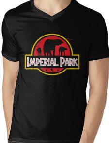 Imperial Park Mens V-Neck T-Shirt