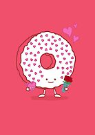 The Donut Valentine by nickv47