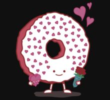 The Donut Valentine One Piece - Long Sleeve