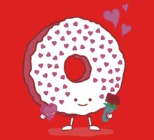 The Donut Valentine Kids Tee