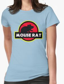Mouse Rat JP Womens Fitted T-Shirt
