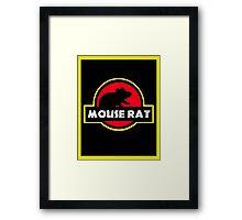 Mouse Rat JP Framed Print