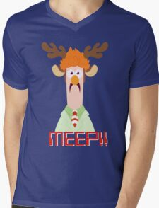 Meep Meep! Mens V-Neck T-Shirt
