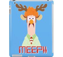 Meep Meep! iPad Case/Skin