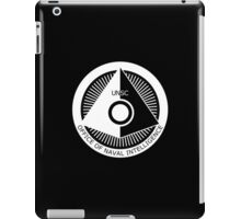 Halo - ONI Insignia (White) iPad Case/Skin