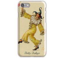Jolly Joker iPhone Case/Skin