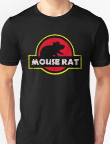 Mouse Rat Distressed T-Shirt