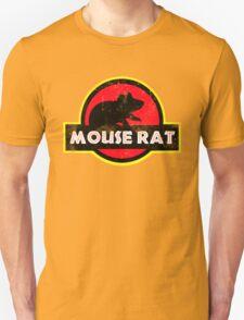 Mouse Rat Distressed T-Shirt