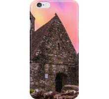 Sunset at Glendalough iPhone Case/Skin