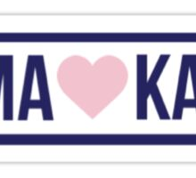 Brandy Melville Sigma Kappa Sticker