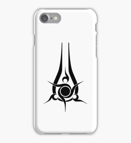Halo: Guardians - Sword of Sanghelios (Black) iPhone Case/Skin