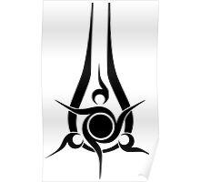 Halo: Guardians - Sword of Sanghelios (Black) Poster