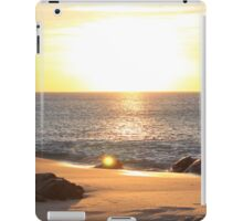 Sunset #30 iPad Case/Skin