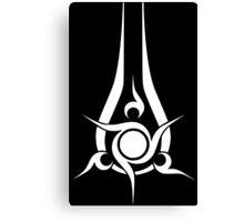 Halo: Guardians - Sword of Sanghelios (White) Canvas Print