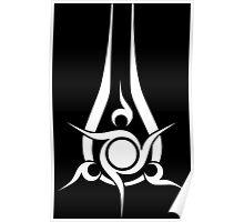 Halo: Guardians - Sword of Sanghelios (White) Poster