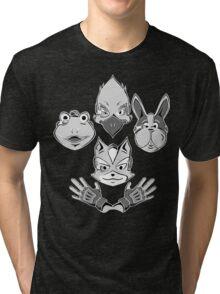 Cornerian Rhapsody Tri-blend T-Shirt