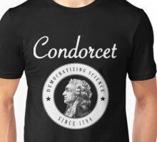 Condorcet, Democratizing science since 1794 Unisex T-Shirt