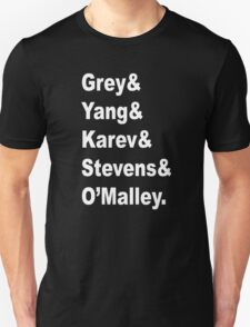 Grey's Anatomy  T-Shirt