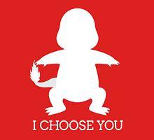 I Choose You: Charmander #004 T-Shirt
