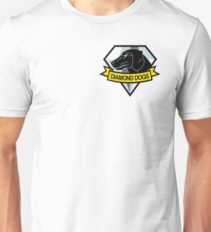 Metal Gear Solid - Diamond Dogs Insignia Unisex T-Shirt