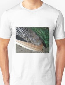 Tail Feathers in Color T-Shirt