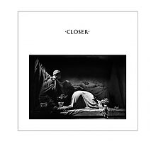 joy division- closer Photographic Print