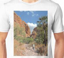Walk to Echidna Chasm walk, Purnululu National Park, Western Australia Unisex T-Shirt
