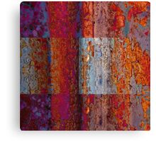 Metal Mania No.9 Canvas Print