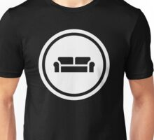 OTC Logo (White) Unisex T-Shirt