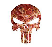 Pizza Punisher  Photographic Print