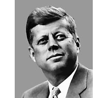 President Kennedy Photographic Print