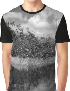Everglades Palms Graphic T-Shirt
